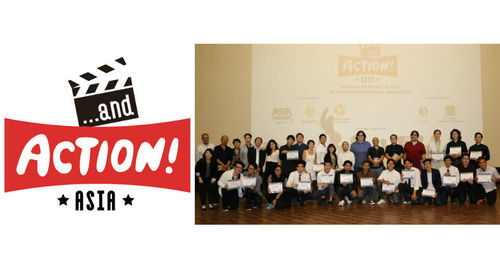 [APPLICATION CLOSED] ...and Action! Asia #04: Exchange Program for Students in Film Studies