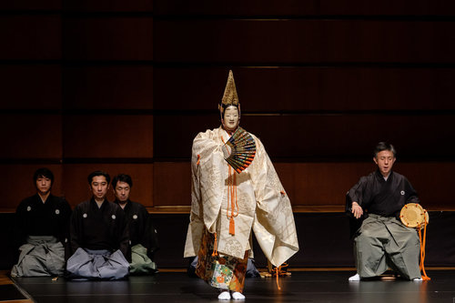 [CALL FOR APPLICATION] NOH MASTERCLASS BY SOICHIRO HAYASHI and HIROYUKI MATSUNO