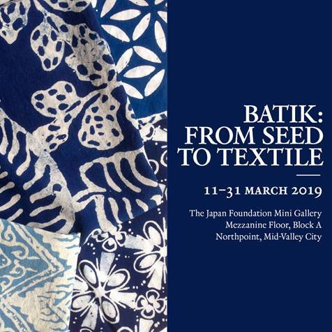 BATIK: FROM SEED TO TEXTILE