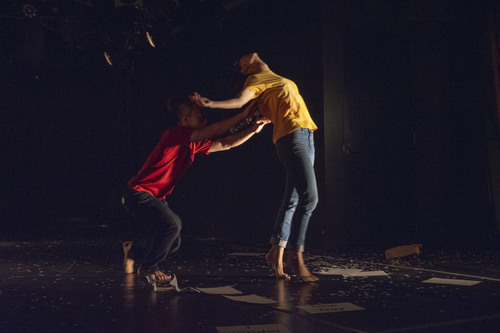 Physical Theatre Workshop by Leandro Kees