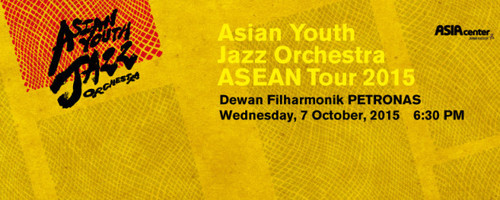 ASIAN YOUTH JAZZ ORCHESTRA LIVE IN MALAYSIA