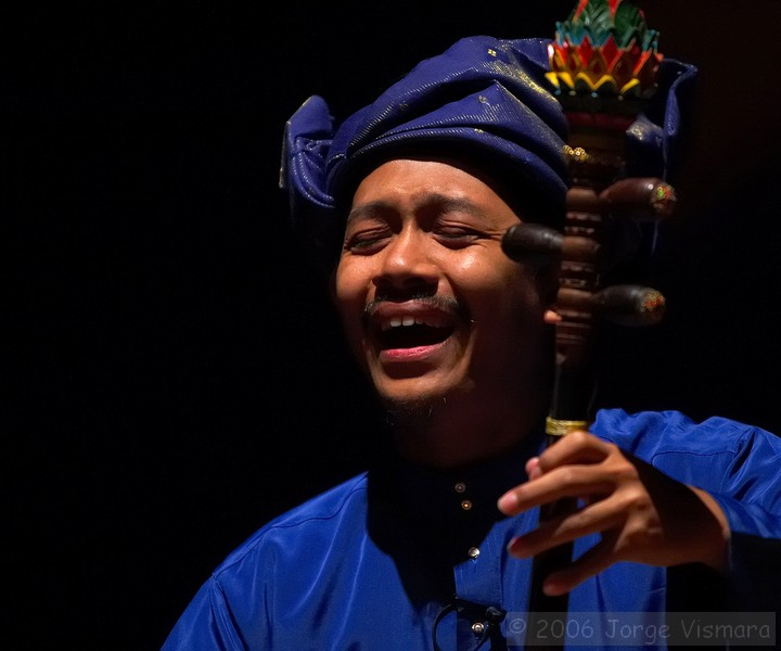 Kamrul Bahri_solo at UCLA2006